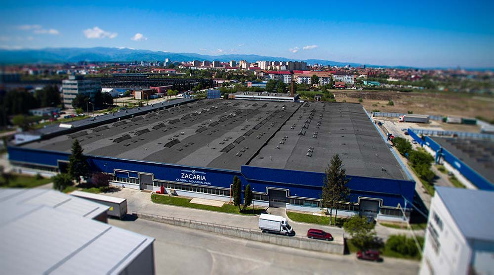 General Industrial Park fully rented, starting this month
