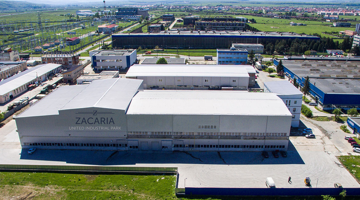 SIBIU - UNITED INDUSTRIAL PARK