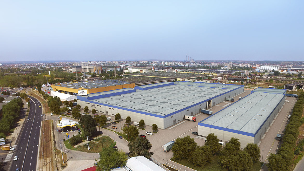 CRAIOVA - SOUTHERN INDUSTRIAL PARK
